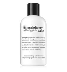 philosophy, microdelivery exfoliating wash, main