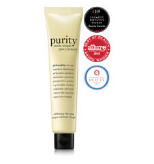 philosophy, purity made simple pore extractor mask, main