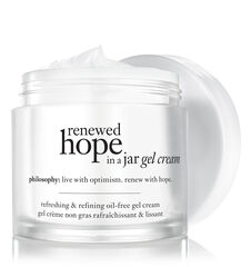 renewed hope in a jar refreshing & refining oil-free gel cream