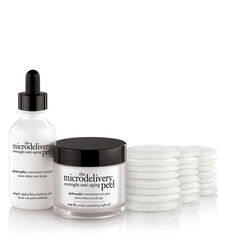 the microdelivery overnight anti-aging peel