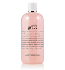 philosophy, amazing grace 8 oz. shower gel