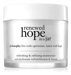 renewed hope in a jar refreshing & refining moisturiser