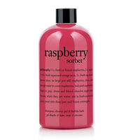 philosophy, raspberry sorbet shower gelglobal.image
