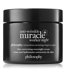 anti-wrinkle miracle worker night+ line-correcting overnight cream