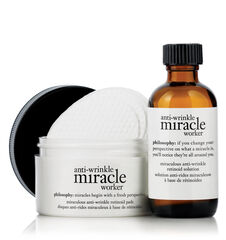 miracle worker miraculous anti-ageing retinoid pads