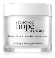 renewed hope in a jar dry renewed hope in a jar dry refreshing & refining moisturizer for dry skin