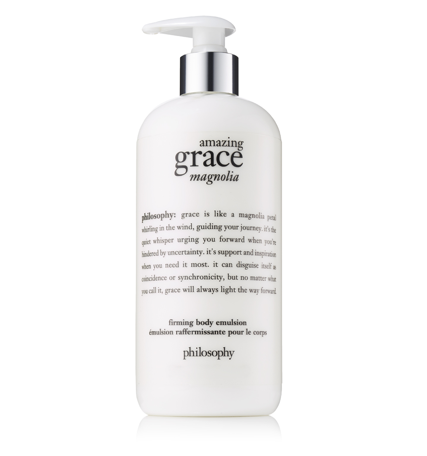 philosophy, amazing grace magnolia firming body emulsion