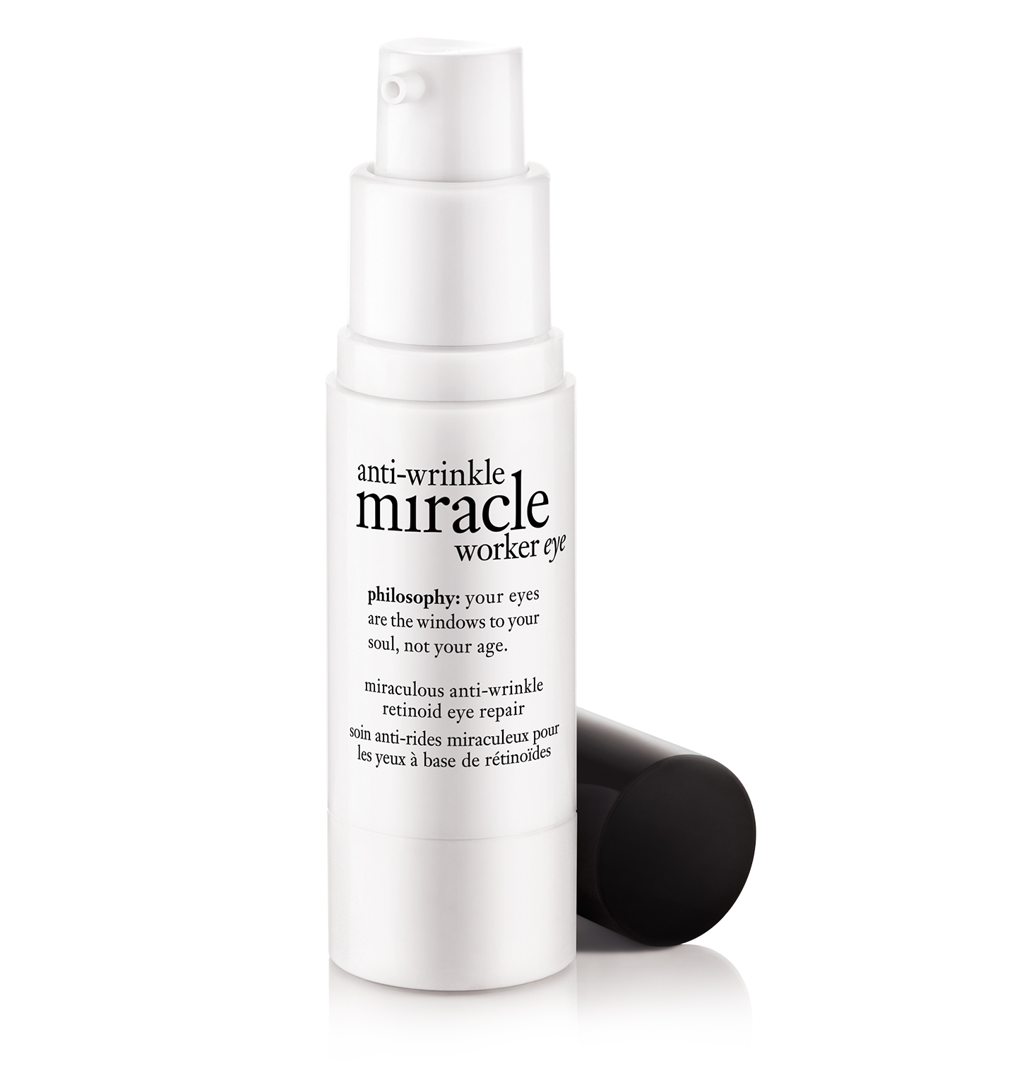 philosophy, anti-wrinkle miracle worker eye