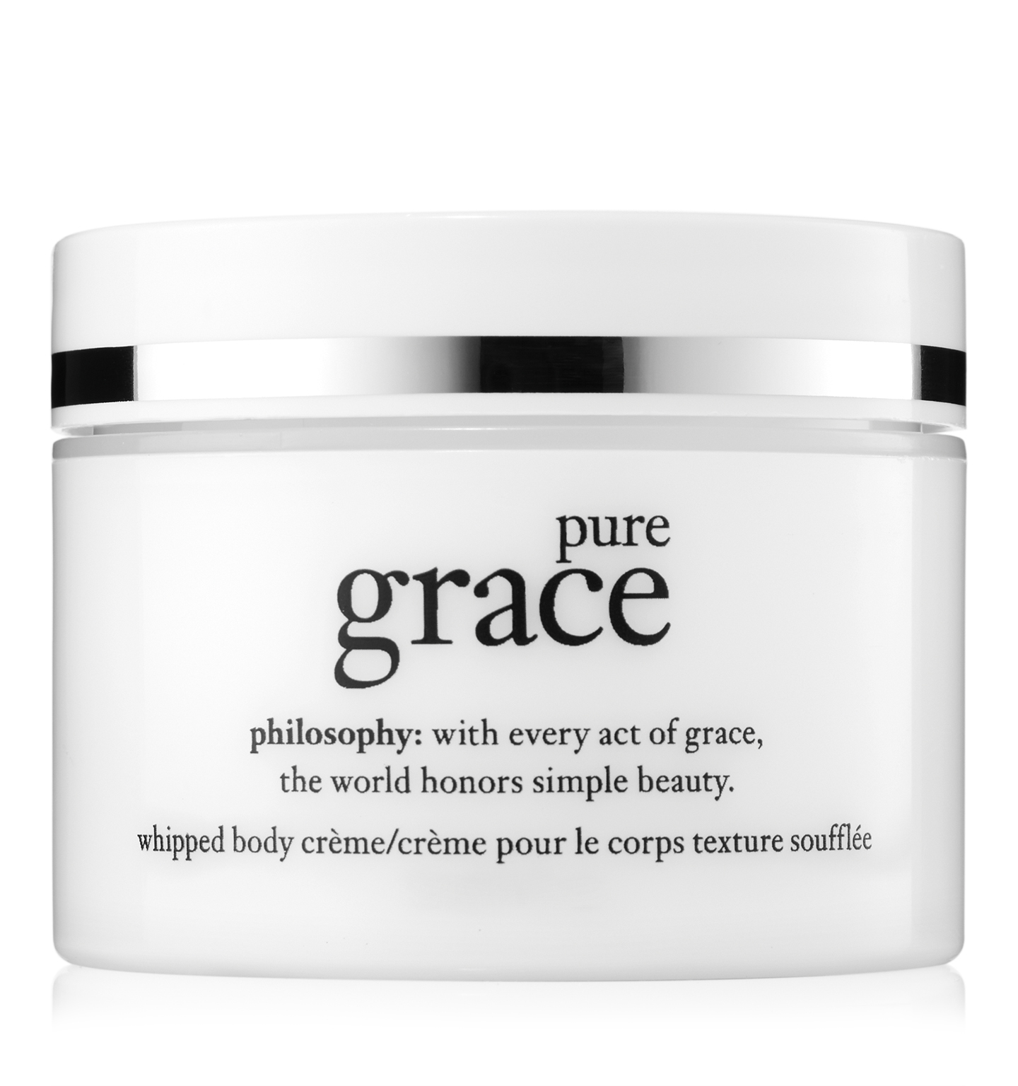 philosophy, pure grace 1 oz whipped body creme