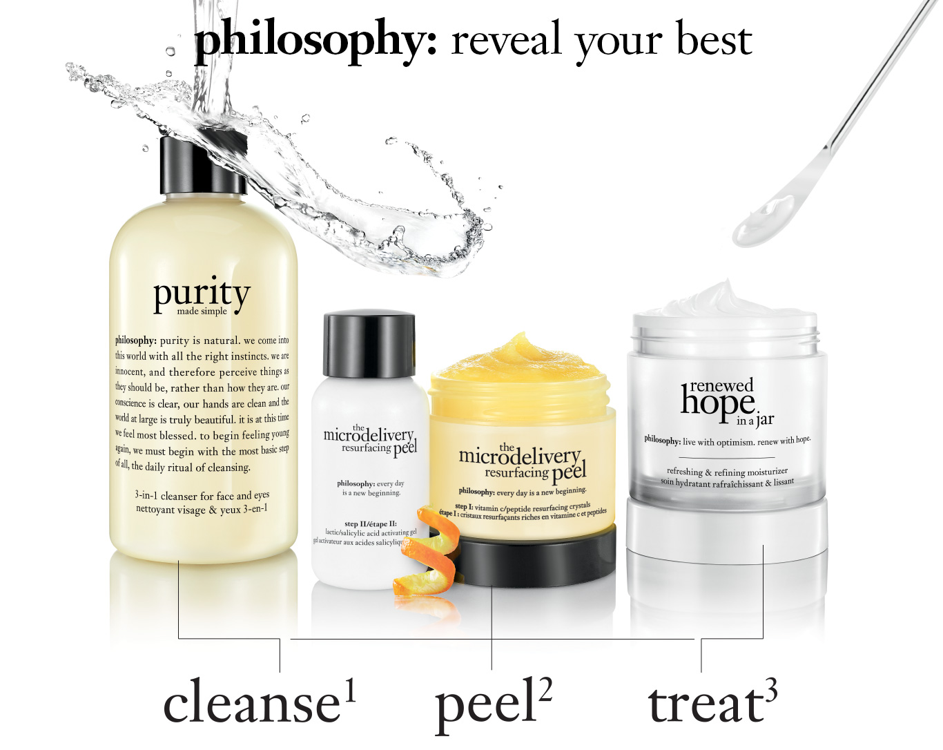 philosophy:reveal your best