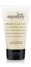 the great mystery one-minute daily facial